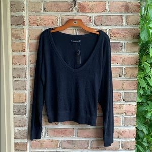 Soft Knit Crop Sweater